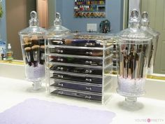 30 Insanely Cool Makeup Organizers From Pinteres - Page 82 of 90 - BuzzMakeUp