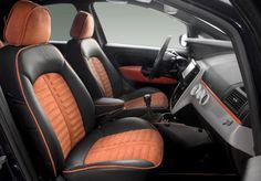 Fiat Punto Hot Wheels - Interior