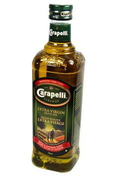 Carapelli Extra Virgin Olive Oil (Certified Gluten-Free): From the first natural pressing of the olives, Carapelli crafts a pure extra virgin olive oil that is full-flavoured and delicious! Great for dressing salads, and marinades. Kosher.