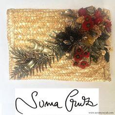 Suma Cruz Clutch Bag - SUSANACRUZ