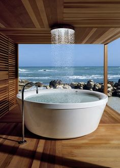 Apparently I need atleast 10 different bathrooms in my 'dream house'... but this is too nifty!!