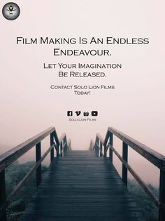Contact Solo Lion Films and get all your film making worries sorted. Get your brand a visual identity, get your brand a film today!  #direction #TVc #ads #shortfilm #filmmaking #corporates #videoproductions #advertisement #Adsfilm Connect us at www.sololionfilms.com for more information.
