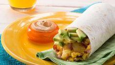 burrito desayuno