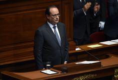 201511 #AttentatsParis : les Français trouvent que Hollande a été à la hauteur et approuvent sa riposte