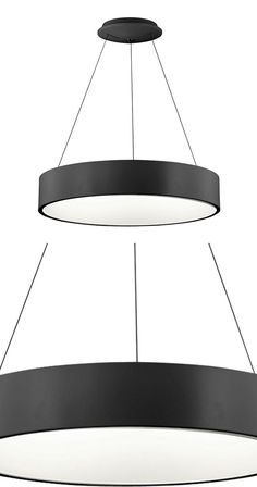 A modern take on the rounded silhouette of classic, rustic chandeliers, this Josiah LED Pendant Lamp features a delightfully minimal design bordered by sleek steel framing. Covered by a large frosted d...  Find the Josiah LED Pendant Lamp - Large, as seen in the Pendants Collection at http://dotandbo.com/category/lighting/chandeliers-and-pendants/pendants?utm_source=pinterest&utm_medium=organic&db_sku=124989