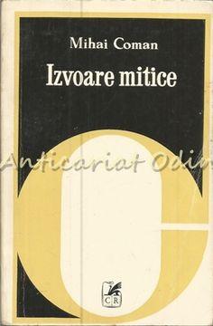 Izvoare Mitice - Mihai Coman Company Logo, Tech Companies, Logos, Logo