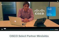Minden héten jelentkezni fogunk egy-egy olyan rövid videó üzenettel, amelyben sorban bemutatjuk a CISCO specializációit és certifikációit. Az első a sorban a Select minősítés.