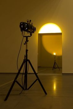 Love Story - Works from Erling Kagge's Collection On photo: Art work by Olafur Eliasson Photo: Christian Øen