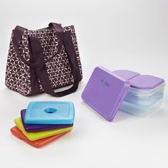 Venice Insulated Lunch Bag Kit with Lunch on the Go & Multicolored Cool Coolers (Autumn Flowers) Fit & Fresh http://www.amazon.com/dp/B00DQYDD5Q/ref=cm_sw_r_pi_dp_l2qfub0THQQ9B