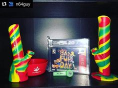 @n64guy with @repostapp  @piecemakergear everyone go check out their awesome silicon pipes!!!! #conkersbadfurday #n64 Blaze YOUR own trail & tag us in you pics and we will repost #piecemakergear.com #piecemaker #BlazeYourOwnTrail #byot #siliconewaterpipe #cannabiscup #hightimes #agendashow #420 #supportingyourlifestyle  #budtender #dopecup #siliconebongs #champstradeshow #siliconebong #dabbing #reggaeontheriver #bigindustryshow #backpacker #campingtrip #snoopdogg #bong #adventureanywhere…