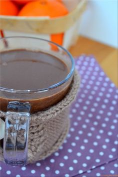 chocolat-chaud-vegetalien-orange sans lactose