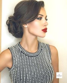 Business Hairstyles, Wedding Hairstyles For Long Hair, Wedding Hair And Makeup, Bride Hairstyles, Headband Hairstyles, Hairstyles Haircuts, Pretty Hairstyles, Straight Hairstyles, Hair Makeup