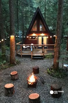 17 May 2020 - Entire home/flat for This renovated A-frame cabin has a cozy warm vibe with a modern interior. Updated kitchen & bath, new wood stove, wi-fi and plenty of skyligh.