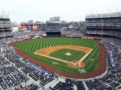 Yankee Stadium (for the newbies) Visited way too often 2009 - Present I once saw three games in two consecutive days here.