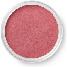 Bare Minerals Blush (£16) ❤ liked on Polyvore featuring beauty products, makeup, cheek makeup, blush, bare escentuals, creamy blush and bare escentuals blush