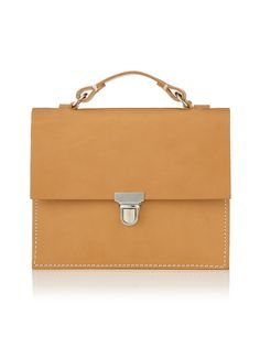 From The Boys: Bag, Alfie Douglas, Classic Leather, Tote Clutch, Buckle Bag / Garance Doré