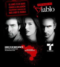 mas sabe el diablo ♥ - telenovelas Fan Art