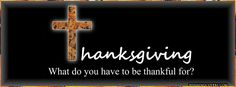 So thankful for everything God has allowed in my life!