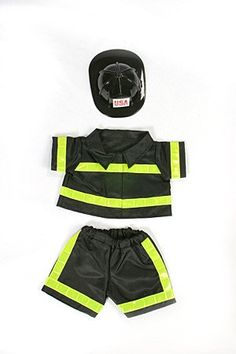 60e9464bcd5 20031-Fireman Outfit with Helmet Clothes for 14