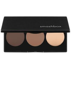 "Step 2: Get the right kit ""I like contouring kits, since they have all the shades you need right there and some, like Smashbox's Step-By-Step, have application instructions inside, too."" Read more: How to Contour Your Face - Tips for Defining Your Features - Harper's BAZAAR"