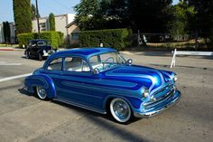 1952 Chevy Deluxe With Continental Kit ★。☆。jpm