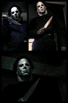 Me in costume as michael myers this costume cost alot of money to complete... the mask is destroyer origins i love this cosplay