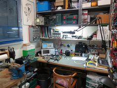 Whats your Work-Bench/lab look like? Post some pictures of your Lab. - Page 68