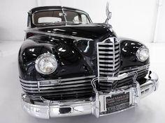 1947 Packard Custom Super Clipper Eight Touring Sedan Ohio, Bus Engine, Classic Car Garage, Automobile, American Classic Cars, Eight, Antique Cars, Vintage Cars, Old Cars