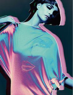AnOther Magazine A/W08 Shot by Craig McDean, styled byMarie-Amélie Sauvé