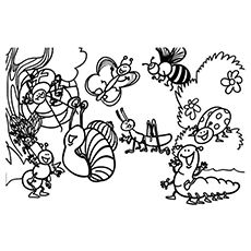 Dragonfly Insect Coloring Pages to Print  Applique patterns