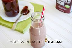 The Slow Roasted Italian - Printable Recipes: Super Simple Homemade Chocolate Syrup