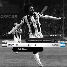 #PAOKLAM 3-0 #SuperLeague #TheFutureIsHere Scores, Finals, Instagram, Movie Posters, Film Poster, Final Exams, Billboard, Film Posters