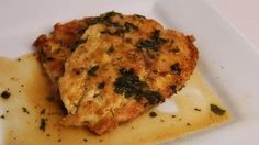 Chicken Francaise Recipe - Laura in the Kitchen - Internet Cooking Show Starring Laura Vitale