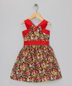 Unique little girls dress!