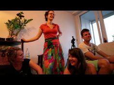 Klaudia Tolman uczy i bawi poprzez kalambury rysunkowe - YouTube