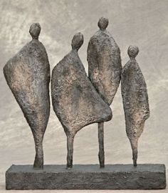 Great Snap Shots Sculpture Clay abstract Suggestions There are numerous types of clay courts employed for porcelain figurine, most varying in terms of coping with Sculptures Céramiques, Art Sculpture, Abstract Sculpture, Garden Sculptures, Ceramic Figures, Ceramic Art, Stoner Art, Art Plastique, Clay Art
