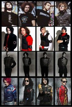 My Chemical Romance - favorite band