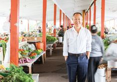 Since St. Paul's HmongTown Marketplace has become one of the best Asian markets in the United States. You wouldn't believe what it took for Toua Xiong to build it. Asian Market, King, Coat, Twin Cities, Sewing Coat, Coats, Peacoats, Jacket