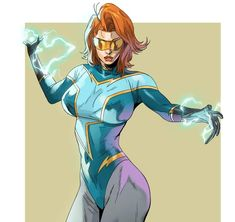 Legion Of Superheroes, Lightning, Dc Comics, Anime, Fictional Characters, Art, Art Background, Kunst, Lightning Storms