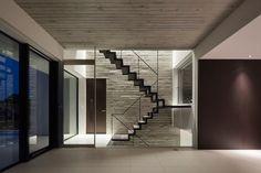 interior design HOUSE IN SHINOHARADAI BY TAI AND ASSOCIATES