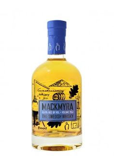 MACKMYRA Bruks Whisky