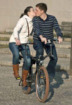 Buddy Bike, the bike for lovers