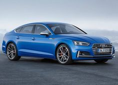 Audi: S5 (Sportback) (2017)