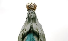 Our Lady of Lourdes if the Patron Saint of: Bodily Ills