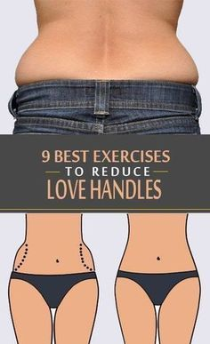 9 Best Exercises to Reduce Love Handles fat