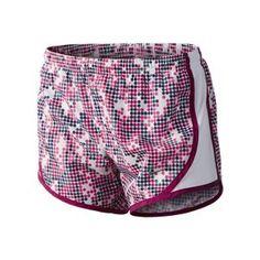 """Nike Store. Nike GFX Tempo 4"""" Girls' Running Shorts"""