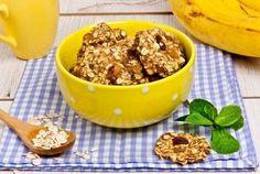 Творожно-банановое овсяное печенье с какао рецепт :: JV.RU