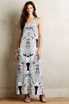 Petrine Maxi Dress - anthropologie.com