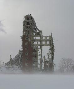 Robert Taylor Homes Demolition byDavid Schalliol