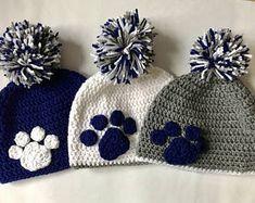 Handmade Penn State Beanies   Penn State Hats   Penn State Handmade Hats   Penn  State bf092b443ba0